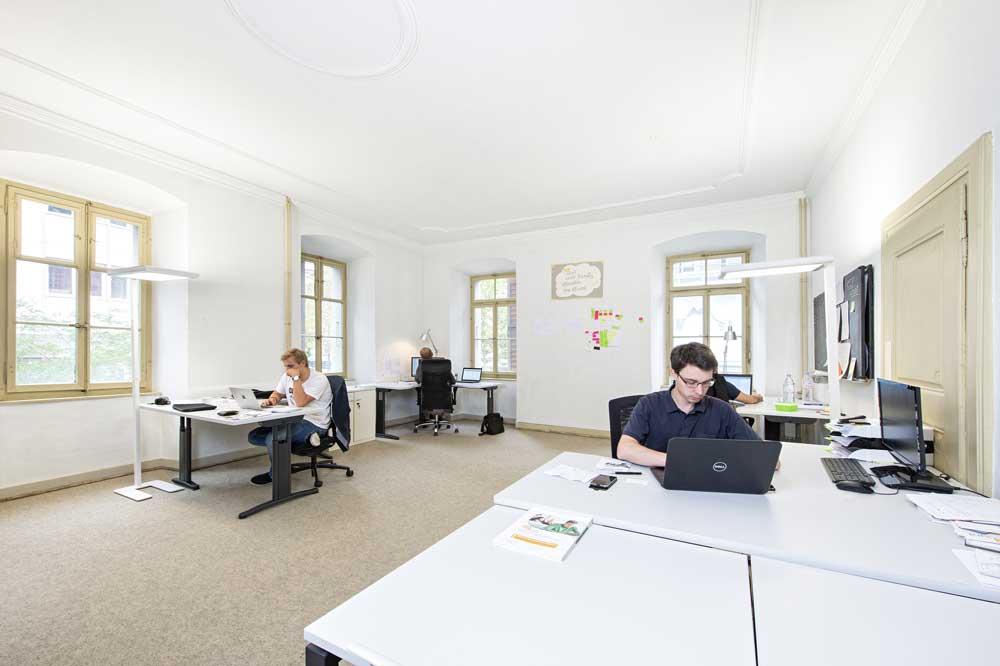 nouveau espace de coworking sion espace cr ation. Black Bedroom Furniture Sets. Home Design Ideas
