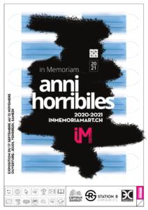 Exposition 'In Memoriam Anni Horribiles' @ Espace Création