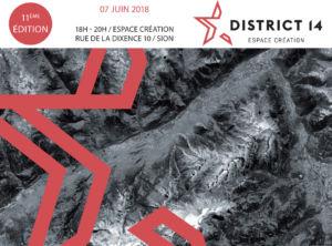 """District 14 : """"Sport et technologie : un pari gagnant"""" @ Espace Création"""