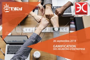 Conférence Tiki4 : La gamification des réunions d'entreprise @ Sion   Valais   Suisse
