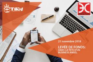 """Conférence Tiki4 - """"Levée de fonds : dans la tête d'un investisseur"""" @ Sion   Valais   Suisse"""